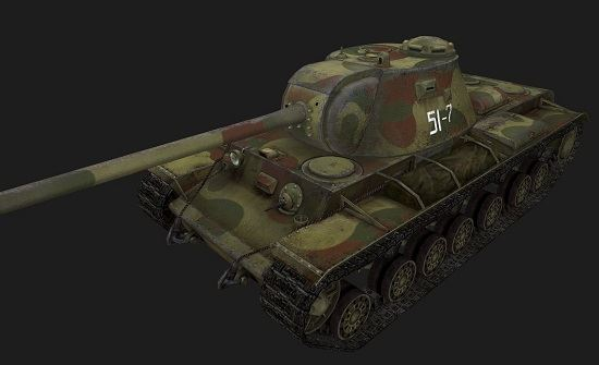 КВ-3 #38 для игры World Of Tanks