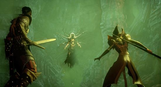 Green Bandit Gear / Зеленые воровские вещи для Dragon Age: Origins