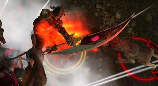 Броня и Оружие Кровавого Мага для Dragon Age: Origins