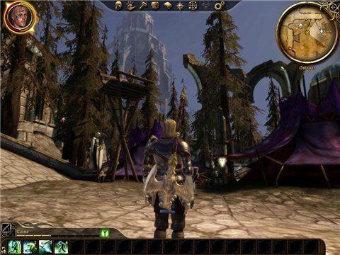 The Rising Sun / Восходящее Солнце (боевой топор) для Dragon Age: Origins