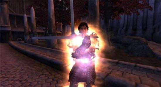 Предмет для вызова компаньона для Dragon Age: Origins