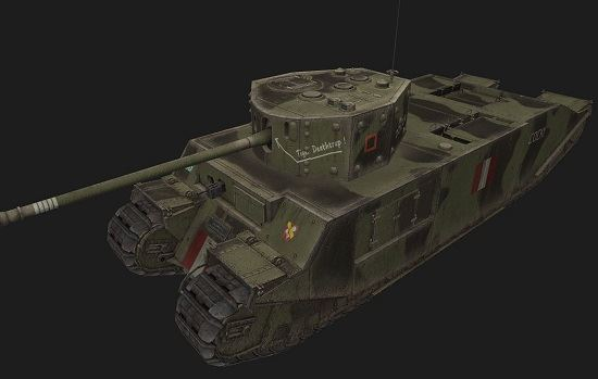 TOG II #7 для игры World Of Tanks