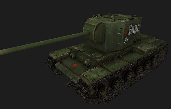 КВ-2 #13 для игры World Of Tanks