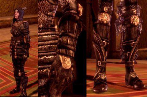 Forgotten Equipment / Забытое Снаряжение для Dragon Age: Origins