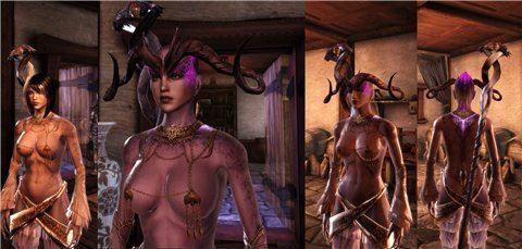 Awesome Project / Привлекательная Броня для Dragon Age: Origins