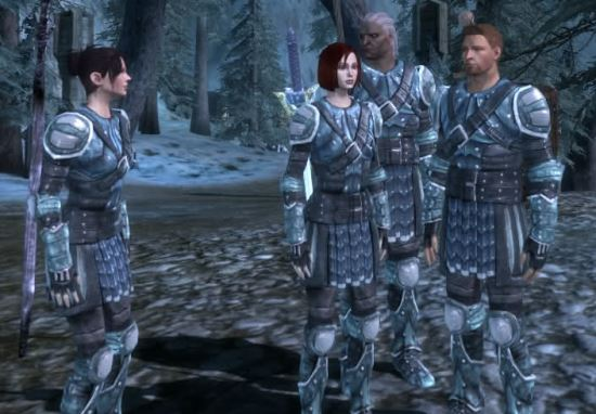 The Winter Forge для Dragon Age: Origins