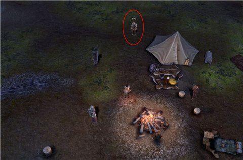 Новый персонаж в ваш лагерь / Quartermaster Tolby для Dragon Age: Origins