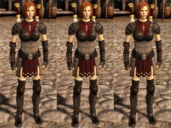 Набор Брони Лелианы / Leliana Item Set для Dragon Age: Origins