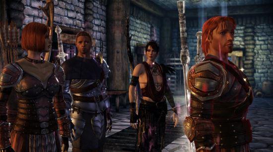 Больше тактических слотов на уровень для Dragon Age: Origins