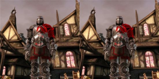 Изменение кровавого дракона для Dragon Age: Origins