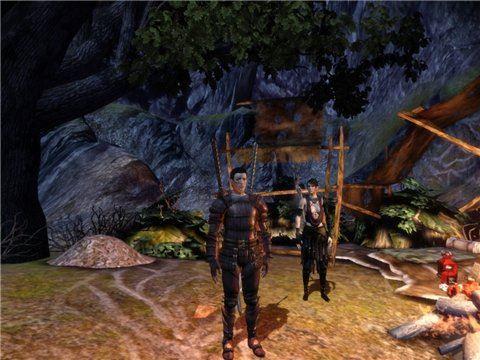 Большие Двуручные Мечи / Big Dual Swords для Dragon Age: Origins