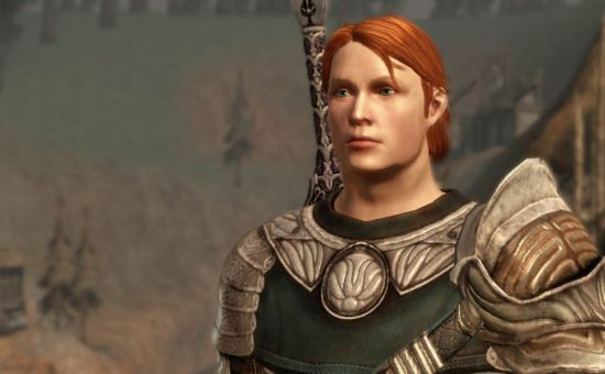 Сэр Гилмор - Ваш Компаньон для Dragon Age: Origins