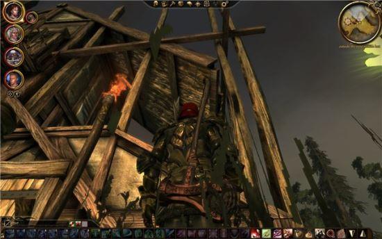 Bahn hammer для Dragon Age: Origins