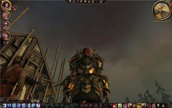Ретекстура шлема «Честь Бергена» для Dragon Age: Origins