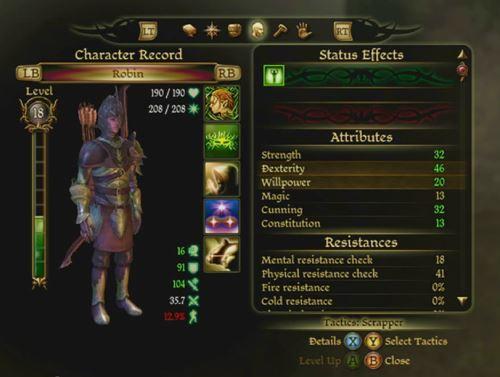 50 Level для Dragon Age: Origins