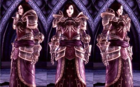 Броня Оратора / Orator Vestments для Dragon Age: Origins