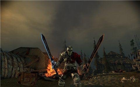 Текстура для Магический Великих Мечей для Dragon Age: Origins