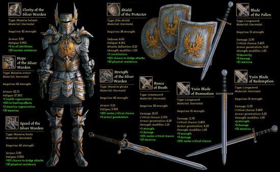 Руническая Броня Серого Стража 2.1 для Dragon Age: Origins