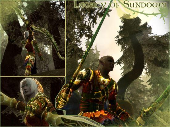 Legacy Of Sundown для Dragon Age: Origins