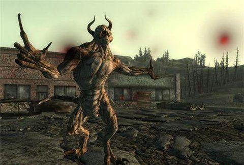 Реалистичная физика при смерти для Fallout 3