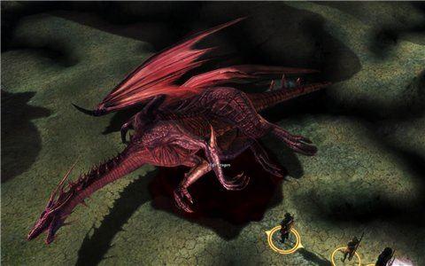 Вещи с Дракона / Awakening Blackblade Armor Dragon Drop Fix для Dragon Age: Origins