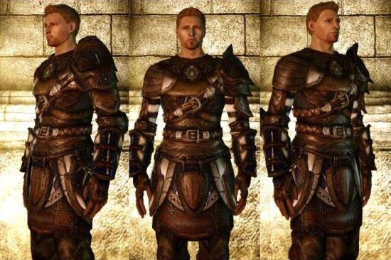 Devout Armor для Dragon Age: Origins