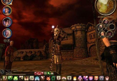 Магические посохи Могущества для Dragon Age: Origins