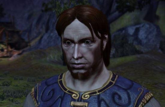 Quartermaster Tolby для Dragon Age: Origins