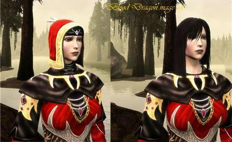 DragonBloodMage для Dragon Age: Origins