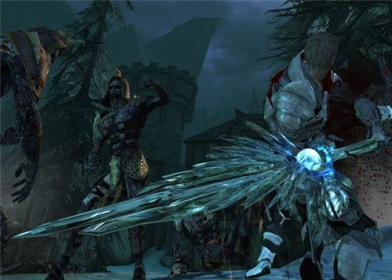 Spirit Sword Final Form для Dragon Age: Origins