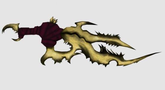 Сборник оружейных модов Fenodsnalcer для Dragon Age: Origins
