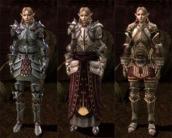 Elf Female Proportions Fix для Dragon Age: Origins