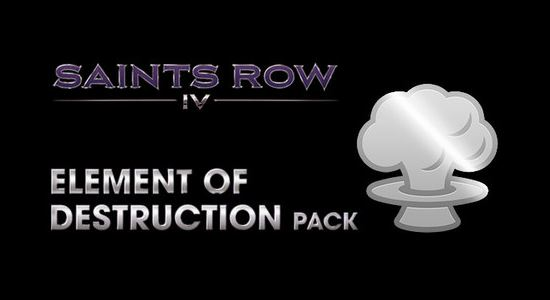 Сохранение для Saints Row IV: Element of Destruction Pack (100%)