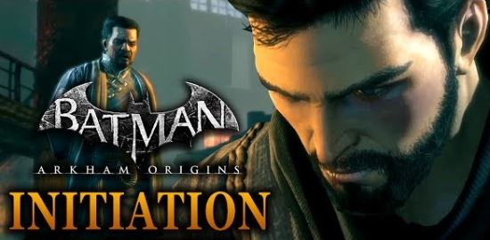 Русификатор для Batman: Arkham Origins - Initiation