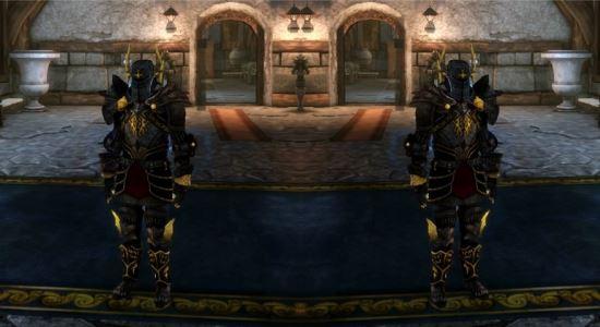 Руническая Броня Крови для Dragon Age: Origins