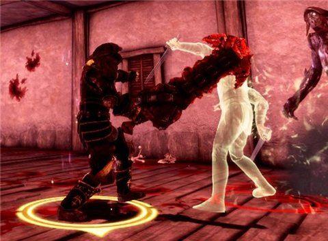 """Меч """"Разрыв"""" для Dragon Age: Origins"""