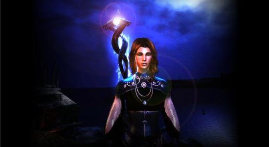 Крылья Бархата и Зеленая Соната [Обновлено] для Dragon Age: Origins