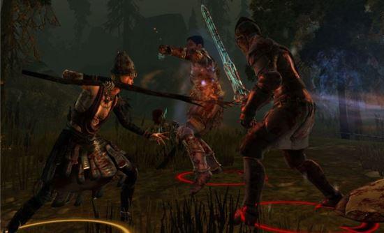 Комплект Оборотня для Dragon Age: Origins