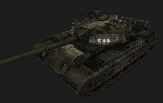 Type 59 #104 для игры World Of Tanks