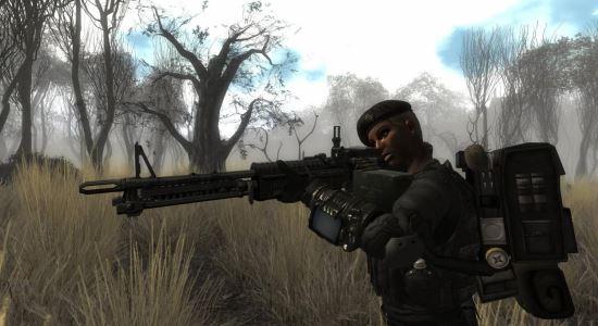 Оружие 20го и 19го века V5 для Fallout 3