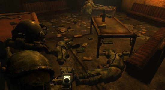 Гости в Ривет-Сити и база по созданию супермутантов для Fallout 3