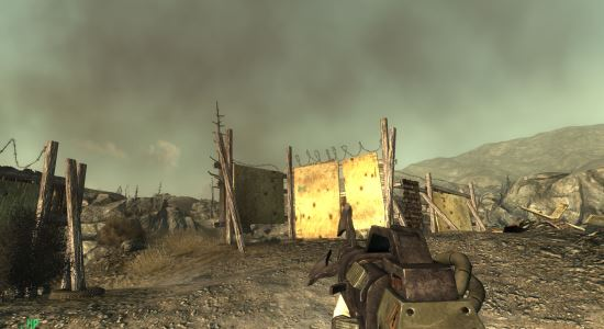 Новое плазменное оружие для Fallout 3