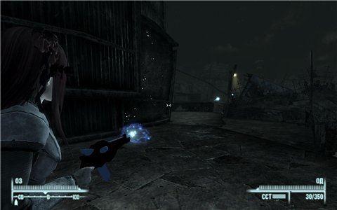 Оружие эльдаров для Fallout 3