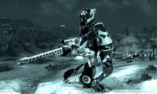 Костюм Из Crysis Для Fallout 3