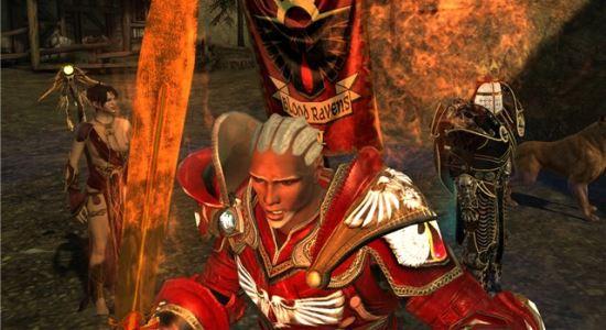 """Комплект """"Вскипевшая кровь"""" 1,2 для Dragon Age: Origins"""