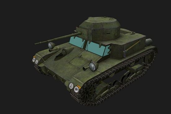 T2 lt #18 для игры World Of Tanks
