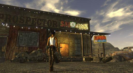 Фикс на производительность для Fallout: New Vegas