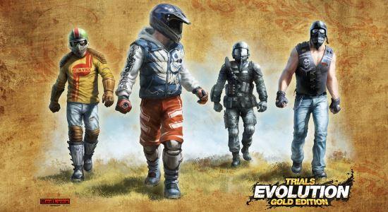 NoDVD для Trials Evolution: Gold Edition Update v 1.05 [RU/EN] [Scene]
