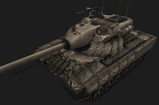 T54E1 #12 для игры World Of Tanks
