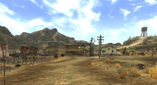 No Roads для Fallout: New Vegas